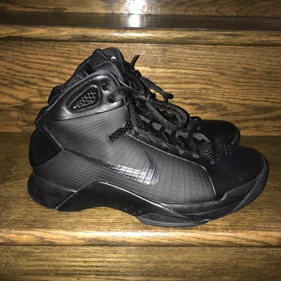 edef7f3c00ae Men Nike Hyperdunk 08 Kobe Black basketball Shoes.  M 5b4394fdbb7615b8c743a9c2